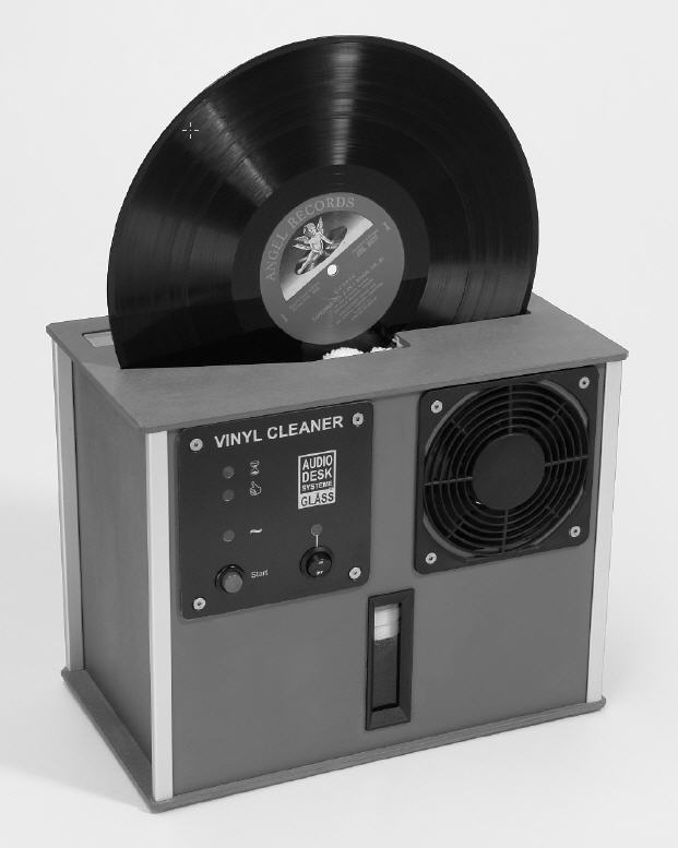 Audiodesk Systeme Vinyl Cleaner