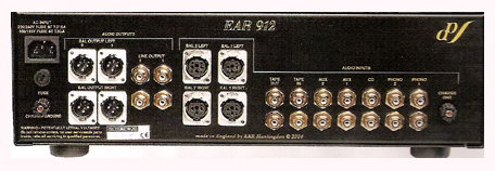 EAR 912 set bagfra